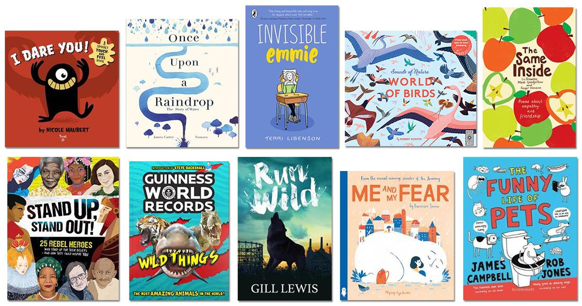 Special School Library Pack 2019/20 books