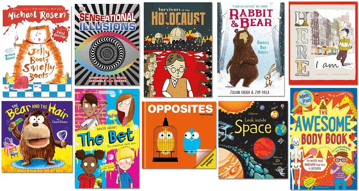 Special School Library Pack 2017 full list