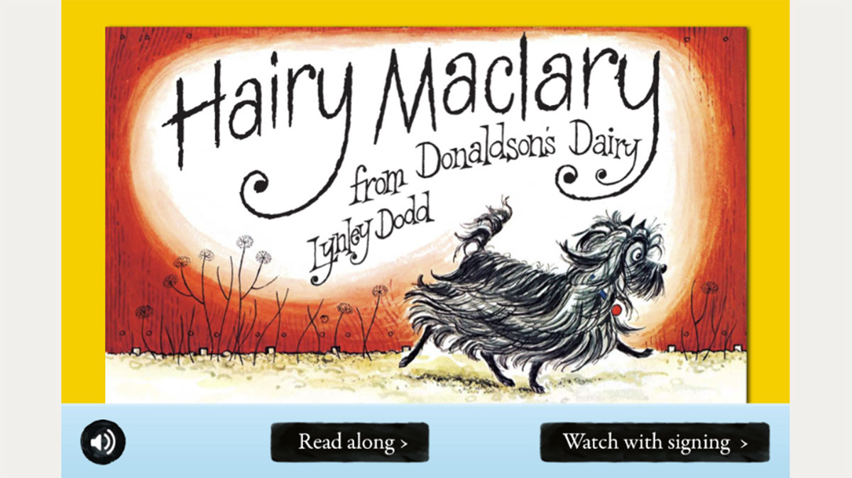 Hairy Maclary from Donaldson's Dairy | BookTrust