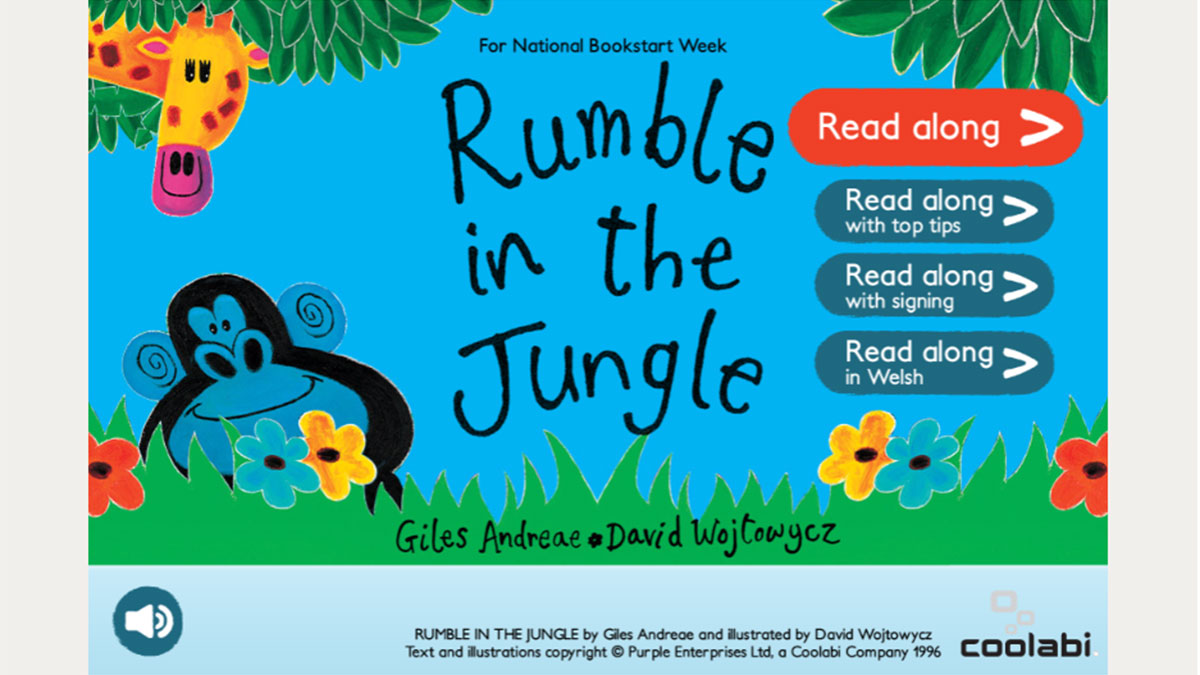 Rumble in the Jungle | BookTrust
