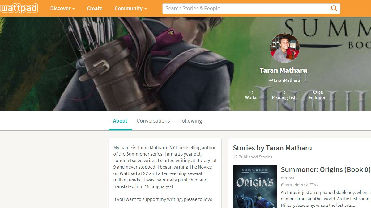 Writing On Wattpad Versus Publishing Real Books Booktrust